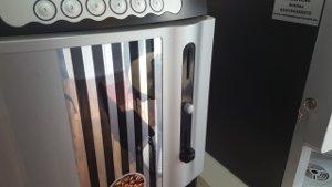 Münzer Kaffeevollautomaten