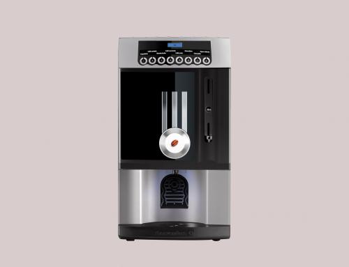 Der günstige Kaffeevollautomat für das Büro